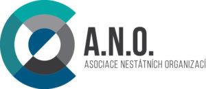 logo ANO_barva